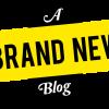 brand new blog