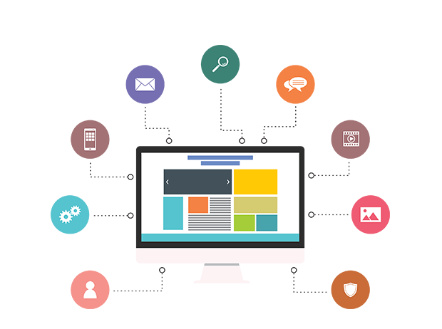 Website design and development at Maestro Technology Services