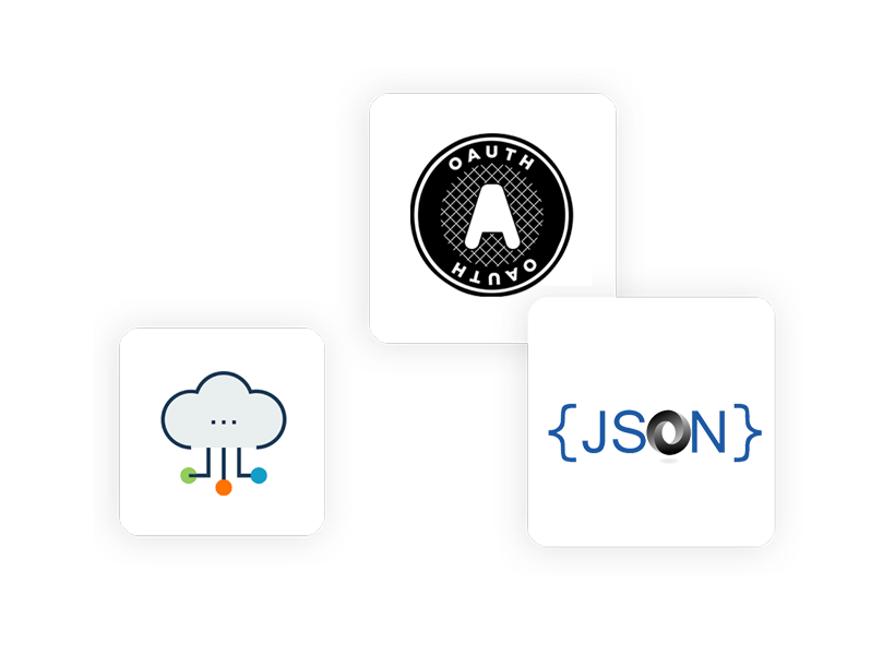 maestro technology services. API Service(json, oauth)